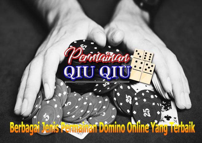 Berbagai Jenis Permainan Domino Online Yang Terbaik