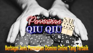 Jenis Permainan Domino Online