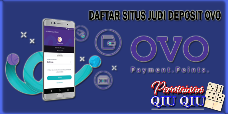 Daftar Situs Pkv Judi Poker Deposit Via Ovo Terbaru
