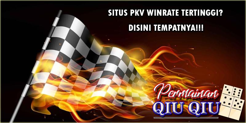 Situs Pkv Judi Poker Winrate Tertinggi Di Indonesia